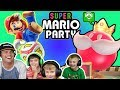 Super Mario Party With HobbyPigTV