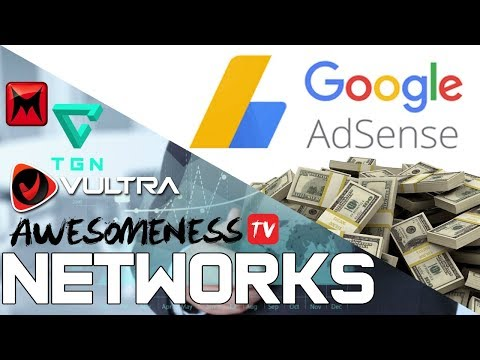 ¿Quien paga mas en Youtube? ¿Network o Google Adsense?