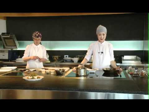 Japanese Cooking Demonstration