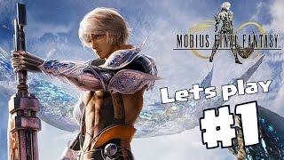 Mobius Final Fantasy! Final fantasy MOBILE GAME!! SO epic!