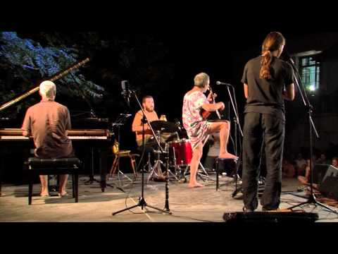 MUSIC VILLAGE/ΜΟΥΣΙΚΟ ΧΩΡΙΟ 2010 - panos athanasopoulos + masters of the string (PART 1)