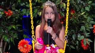 Aaralyn and Izzy - America's Got Talent 2013 Season 8 - Radio City Music Hall