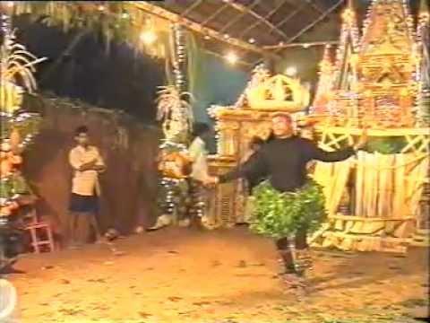 Sri Lanka Dancer Part1 video