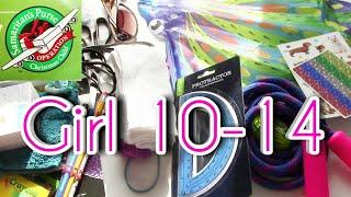 Girl 10-14 Operation Christmas Child Shoebox: Turtle Kite