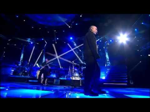 Phil Collins - In The Air Tonight Live Hd video