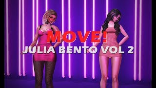 JULIA VOL 2 BENTO  MOVE! ANIMATION COLOGNE (SECONDLIFE)