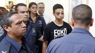 پسر عموی نوجوان کشته شده فلسطینی در حبس خانگی می ماند