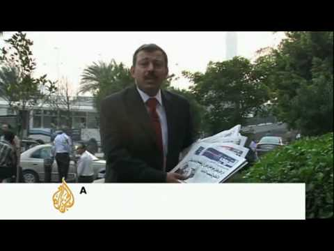 Amr Moussa in Egypt's presidential race? - 21 Oct 09