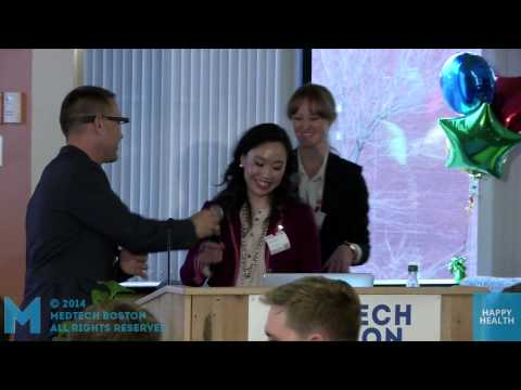 MedTech Boston Google Glass Challenge - Keynotes and Demos