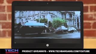 HP ZBook 14 Mobile Workstation Video Review (HD)