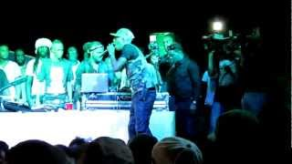 Bad Boy Sound Clash Tony Matterhorn & Foota Hype Tune Fi Tune Final Round Kingston Jamaica Jan 2013