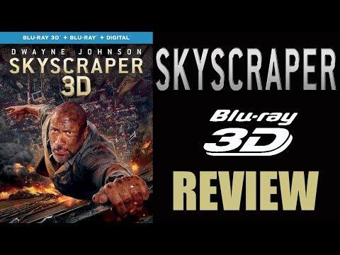 SKYSCRAPER 3D Blu-ray Review