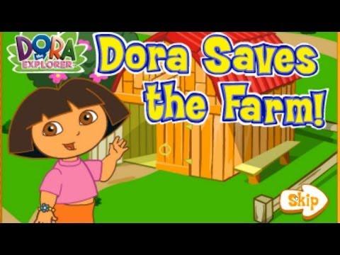 Watch dora saves the farm hd movie full episode adventure infatiles