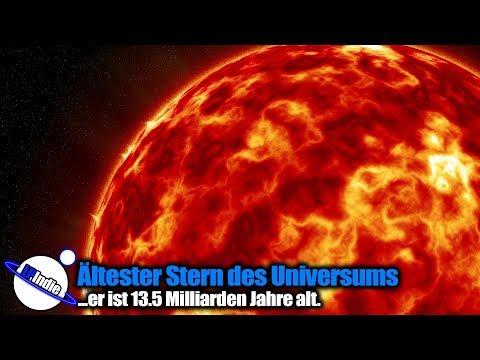 Sensation: Ältester Stern des Universums entdeckt?