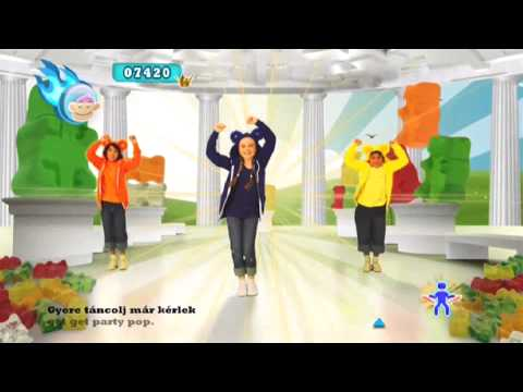 download lagu Just Dance Kids 2 I Am A Gummy Bear gratis