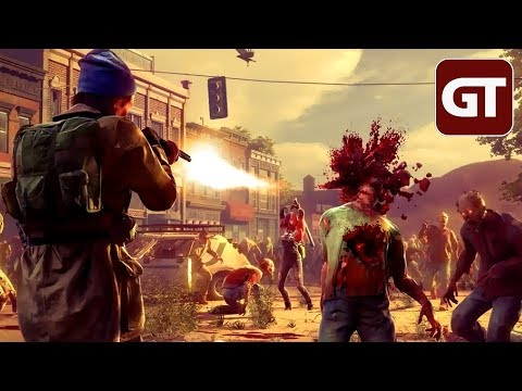 State of Decay 2 - Koop-Gameplay aus dem Zombie-Gemetzel - GT LIVE