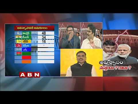 Debate | TDP No Confidence Motion Against NDA | Part2