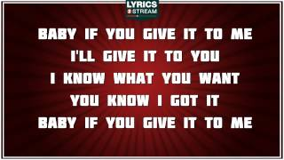 I Know What You Want - Busta Rhymes tribute - Lyrics