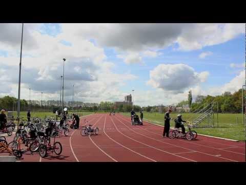Wythenshawe Wheelers: London to Rio 2012