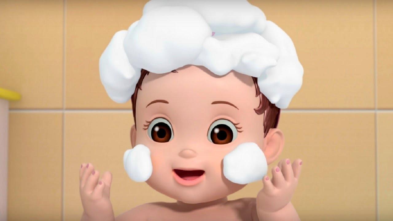 Консуни (мультик) - сборник - Приготовьтесь к взлету  + песенка про купание  - Cartoons For Children