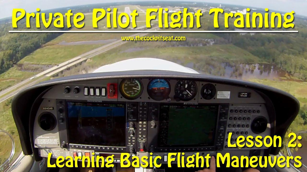 Flight Maneuvers Basic Flight Maneuvers
