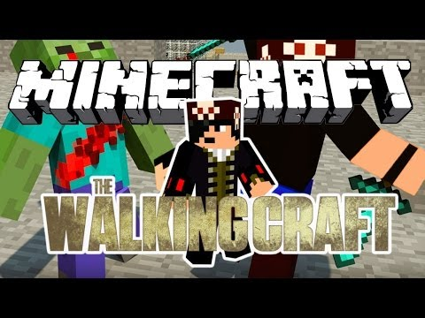 THE WALKING CRAFT Minecraft