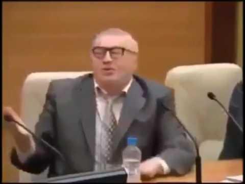 «Генератор случайных слов» Ксения Собчак посмеялась над Жириновским