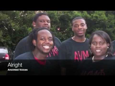 "Anointed Voices - ""Alright """