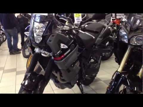 Yamaha 2013 XT 660 Z TENERE Black.