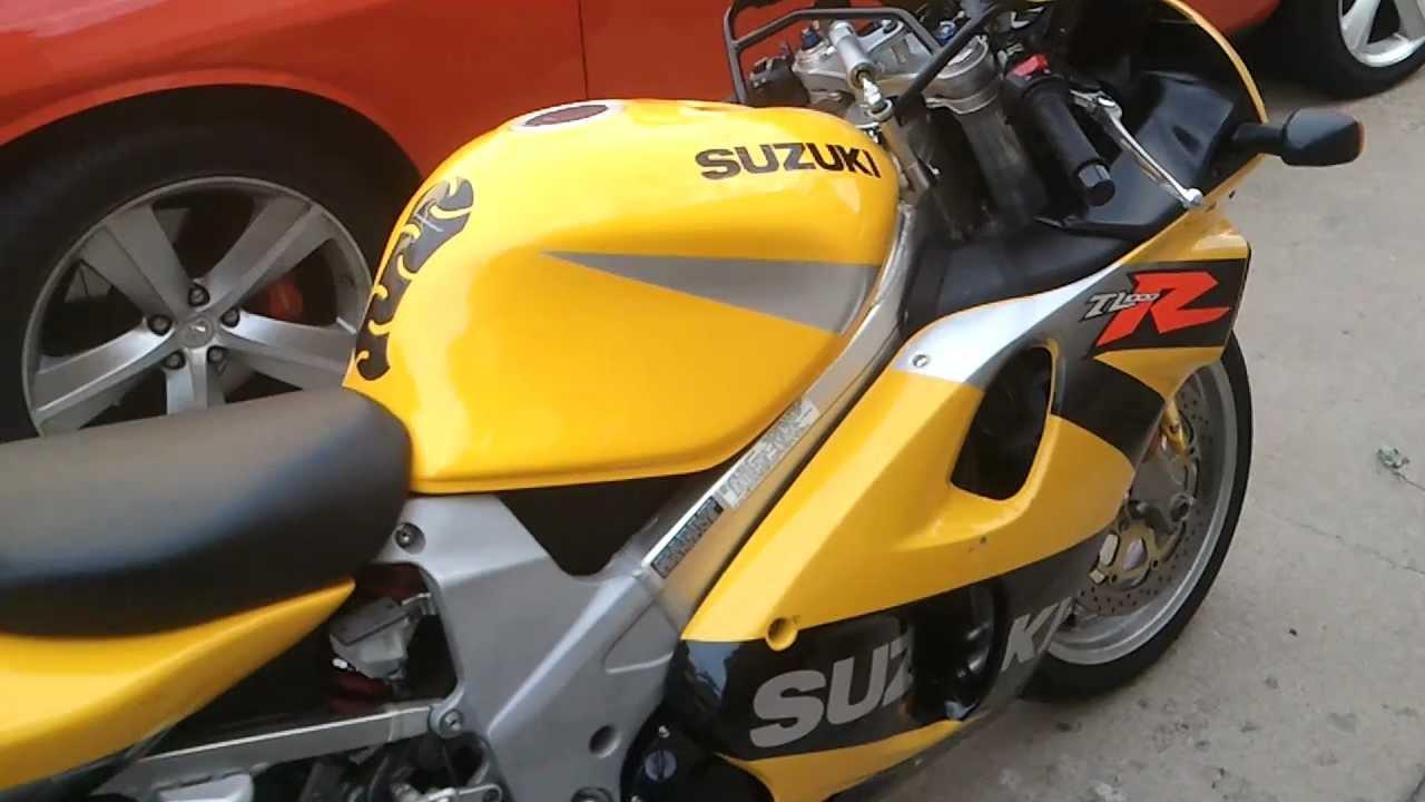 Bike History Report No Cost 02 Suzuki Tl1000r Suzuki TL R Scorpion