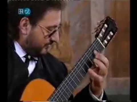 Aniello Desiderio Classical Guitar part 3 of 10