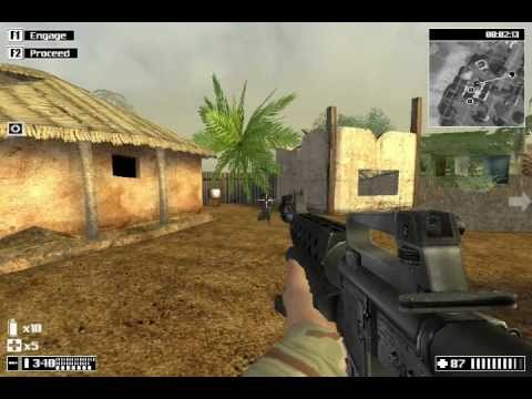 army shooter game