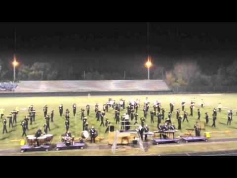 Porter Ridge High School Band of Pirates 2012