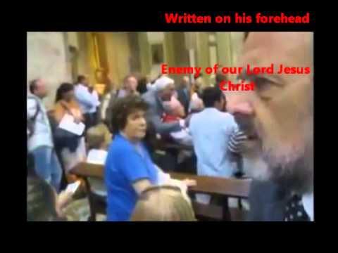 SSPX Priest disrupts Vatican II New Religion Interfaith Service