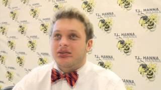 Ben Boulware T. L. Hanna football