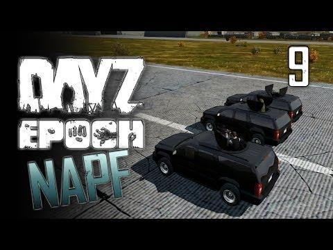 DayZ Epoch NAPF #09 - Ивент Инкассаторы (1)