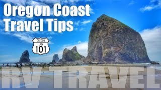 Tips for Traveling Oregon Coast | Full Time RV Travel | Highway 101