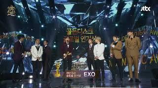 제32회 골든디스크 음반부문 골든디스크 글로벌 인기상 EXO