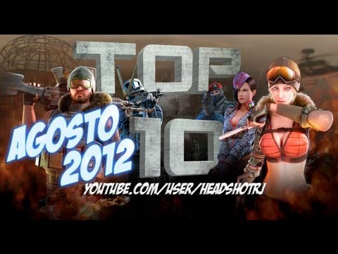 TOP 10 Point Blank Agosto 2012