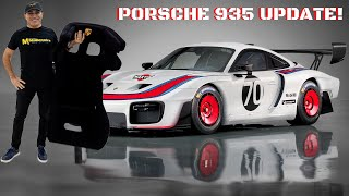 Update On My Porsche 935! (Exclusive Videos)