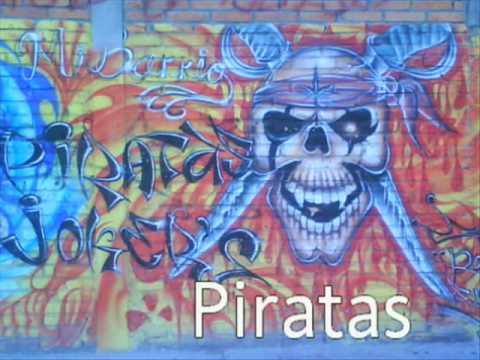 El rey del wepa piratas locos pirules