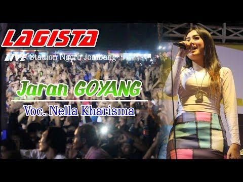 Download Lagu Nella Kharisma - Jaran Goyang    LAGISTA Live Stadion Ngoro Jombang 2017 MP3 Free