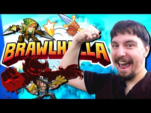 ⚔ Can YOU Beat a Conqueror?! | Brawlhalla Community Livestream | With YOU! ⚔