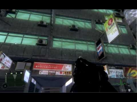Shinjuku - The Invasion Mod for Crysis Wars