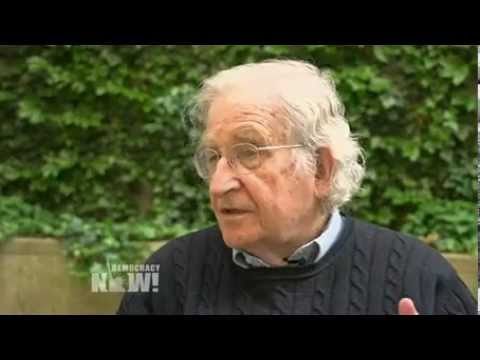 Noam Chomsky Discusses Palestinian Prisoner Hunger Strike on Democracy Now!