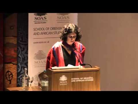 Prof. Nadje Al Ali's Inaugural Lecture: Transnational feminist journeys to and from the Middle East