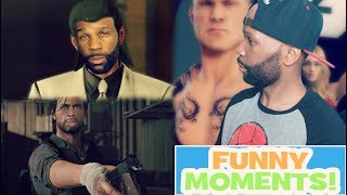 Funny Moments Montage Vol. 43! UFC 3, The Evil Within 2, and More!