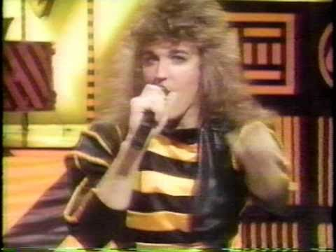 Stryper - Makes Me Want To Sing - Nation Television Debut