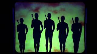 Attraction - shadow act - Britain's Got Talent 2013