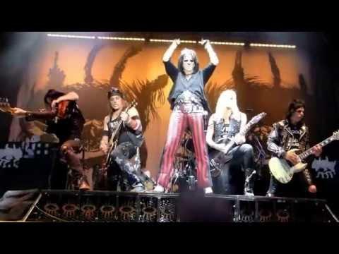 Alice Cooper 25.6.2015 Vienna full Concert filmed with 17 Kameras
